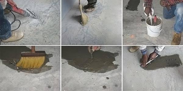 Фиброволокно для стяжки пола - подготовка поверхности