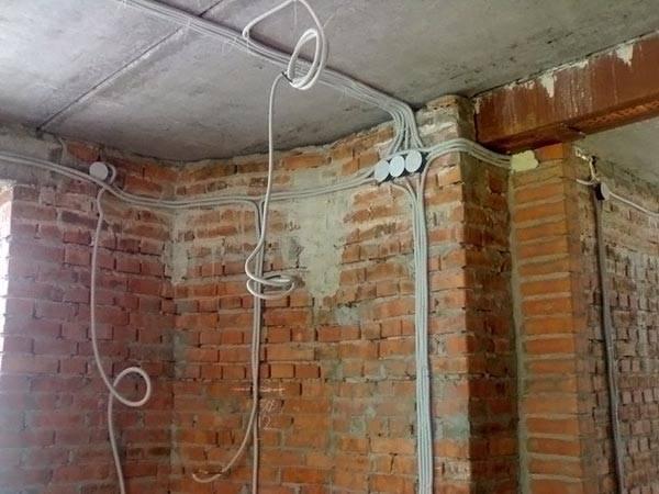 Проводка в квартире от щитка своими руками