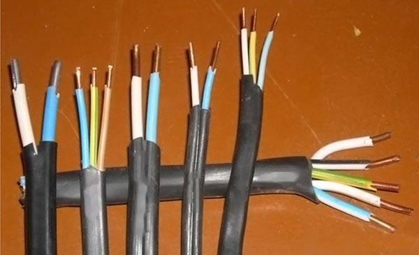 Используем только медные провода
