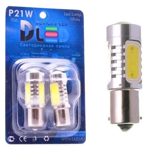 светодиодная лампа типа DIP