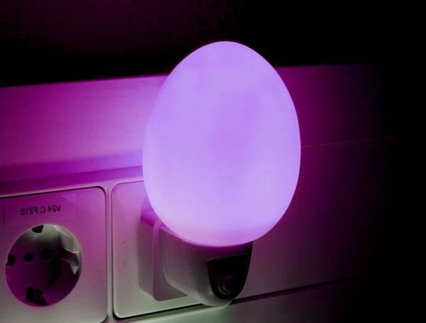 Светодиодные сетевые ночники