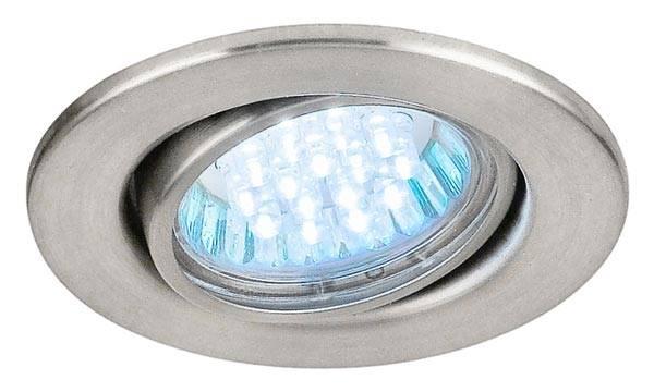 Встраиваемый поворотный светодиодный светильник