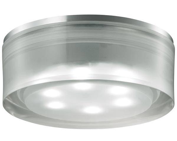 Встраиваемый неповоротный светодиодный светильник