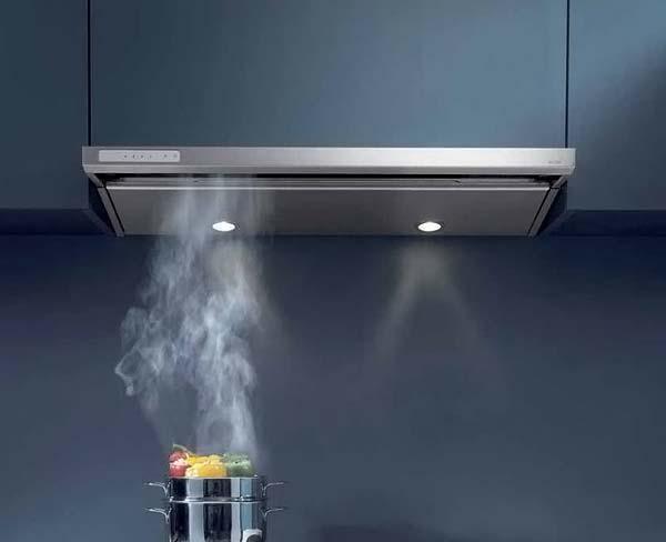 Санитарные нормы требуют организации удаления отработавшего воздуха