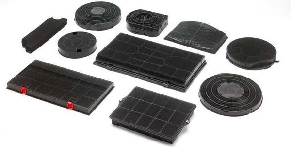 Угольные фильтры для кухонных вытяжек