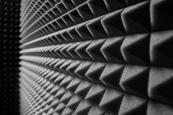 Маты из акустического поролона