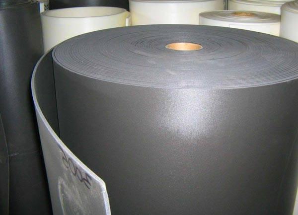 Рулонные шумоизоляционные материалы