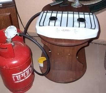 Газовая плита для дачи под баллон