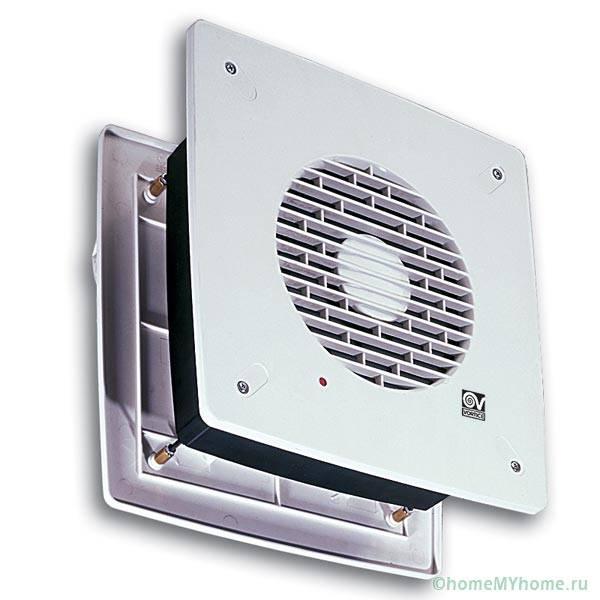 Компактный вентилятор
