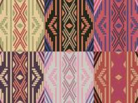Геометрические трафареты для декора шаблоны