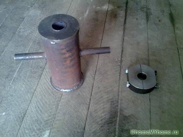 Ударный инструмент для абиссинской скважины