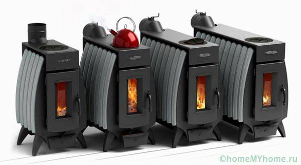 Котлы длительного горения на дровах для дома