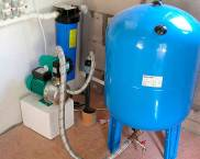 Насосная станция для частного дома водоснабжение