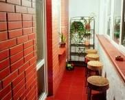 Интересные идеи отделки балконов: фото