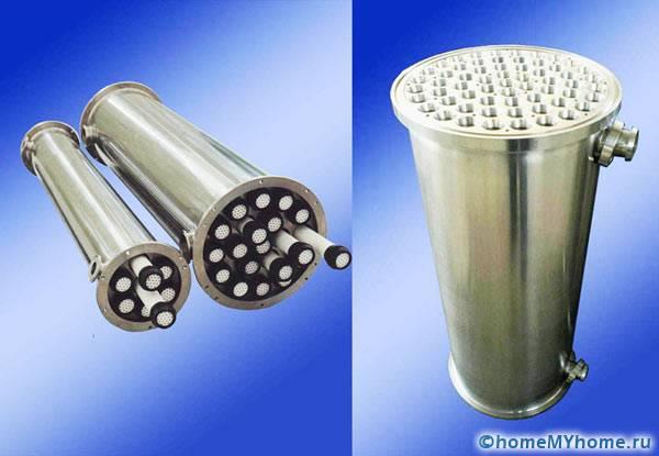 Фильтр с керамической мембраной