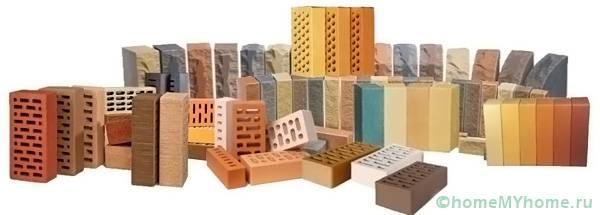 Разнообразие цветовой палитры