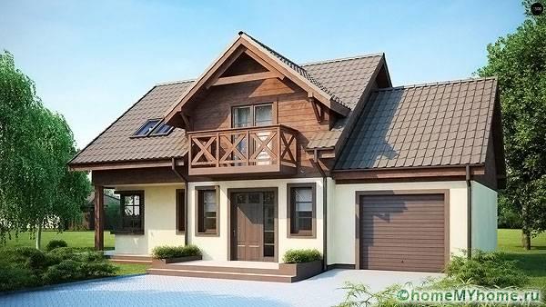 Проект практичного дома