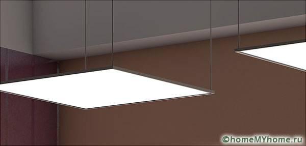 Ультратонкие led-панели