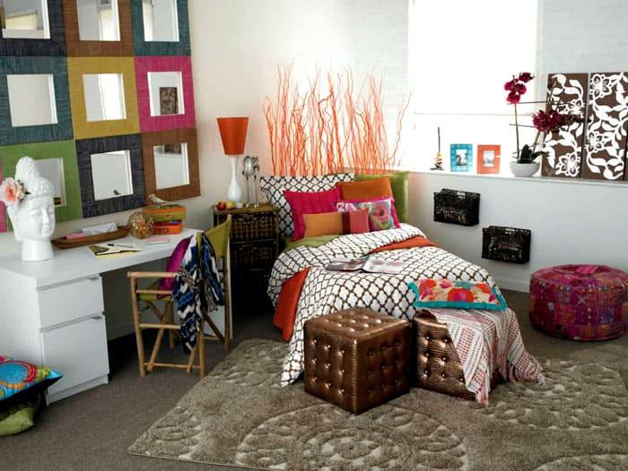 Креативная комната для девочки 14 лет