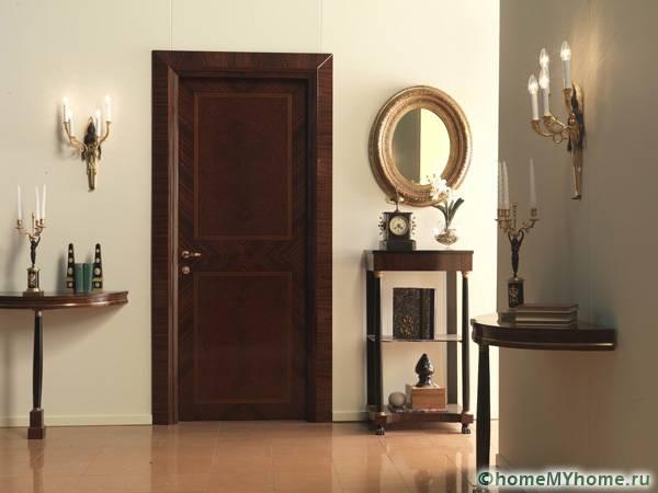 Как установить межкомнатную дверь своими руками: видео