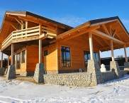Пристройка к деревянному дому: проекты