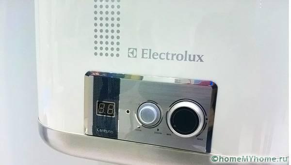 Панель управления нагревателя Electrolux