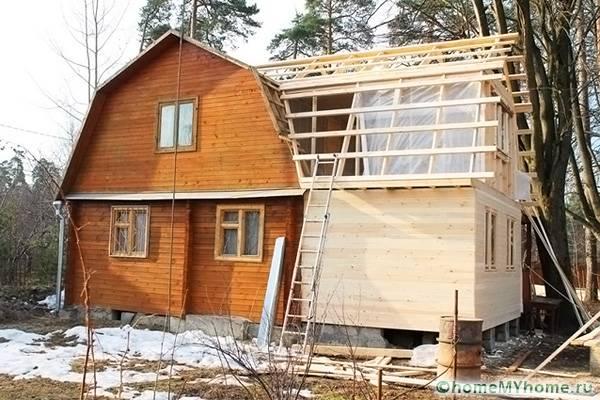 Проект жилого помещения