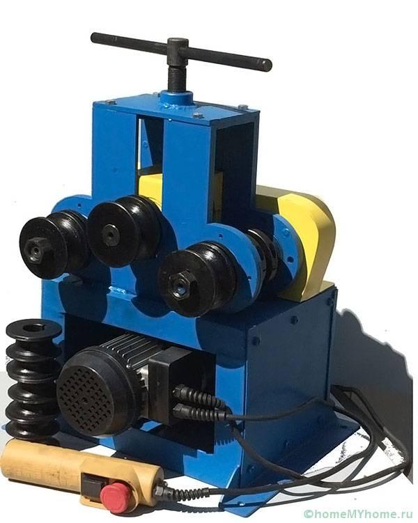 Электромеханические модели позволяют работать с более сложными изделиями