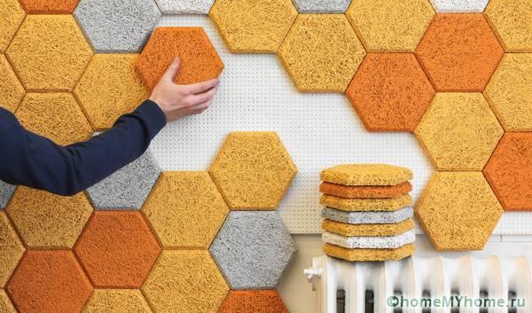 С помощью декоративных панелей можно отделать все поверхности
