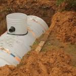 Септик для высоких грунтовых вод лучшие модели  способы определения УГВ