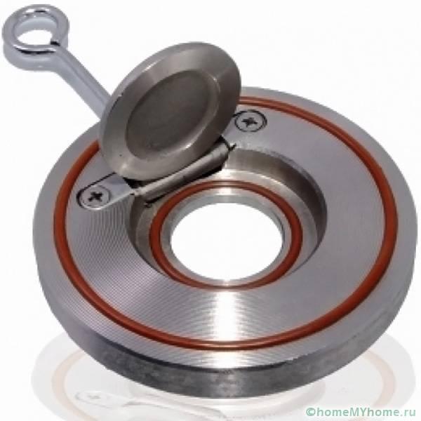 Конструкция дискового элемента