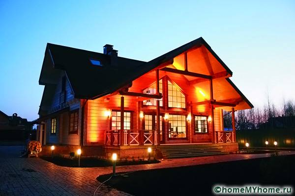 Комфортный микроклимат в доме зависит от качественной теплоизоляции всех поверхностей