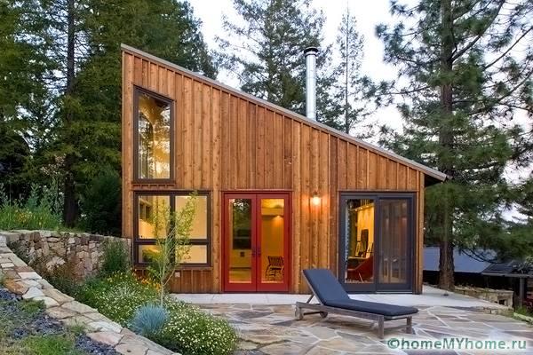 Перед монтажом покрытия для крыш стоит выбрать подходящий проект