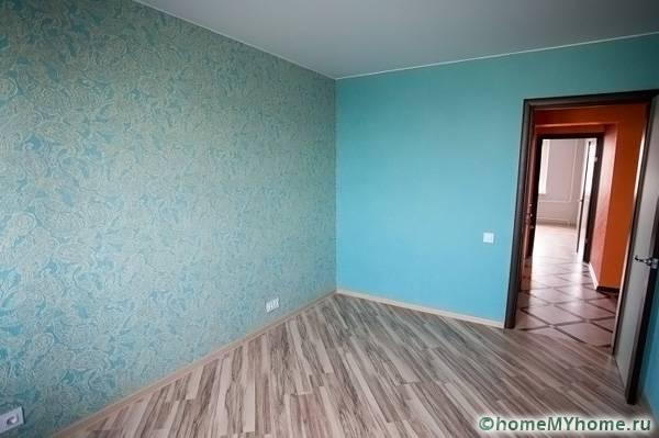 Быстро высохнут стены в комнате с качественной вентиляцией, но без сквозняков