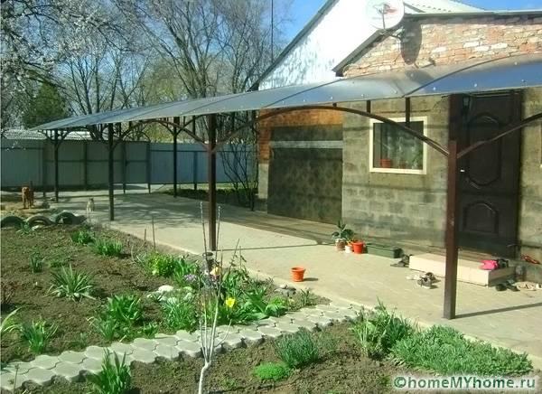 Качественная площадка позволяет увеличить полезную площадь дворовой зоны