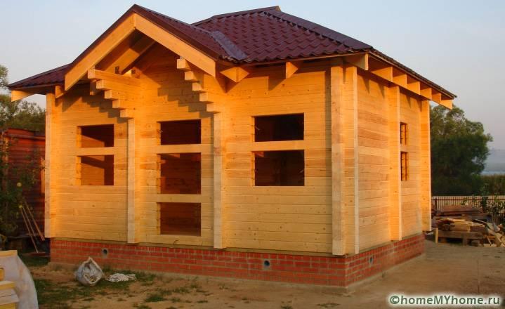 Как должна выглядеть качественно выполненная постройка