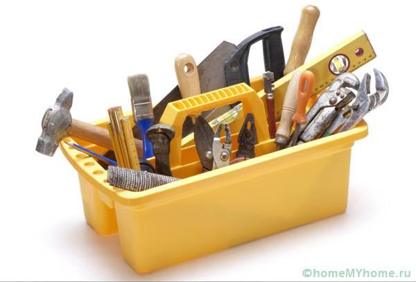 Инструменты нужные для строительства