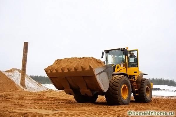 Сколько весит куб песка