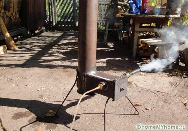 Купить коптильню холодного копчения с дымогенератором своими руками самогонный аппарат 30 литров купить в ростове