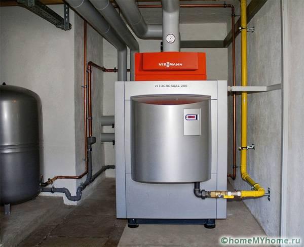 Котёл для отопительной газовой системы