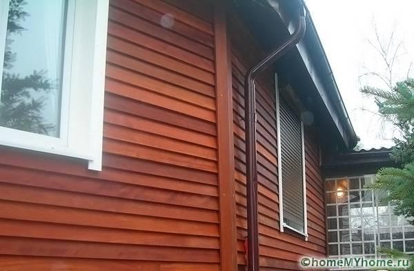 Внешний вид деревянных панелей
