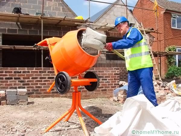 Прочность и надежность строительных сооружений зависит от качества сыпучих составов