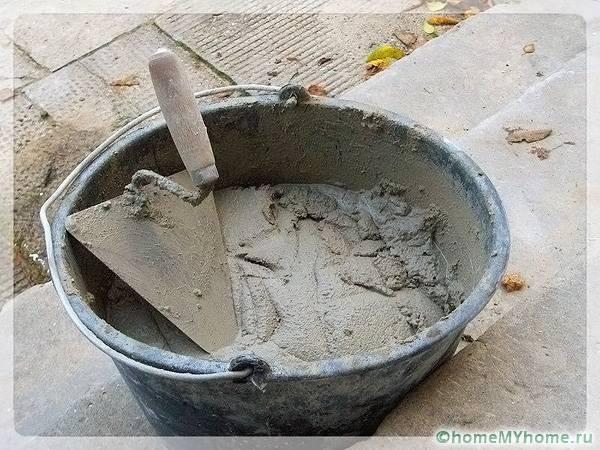 Практически любой строительный состав содержит песочную смесь