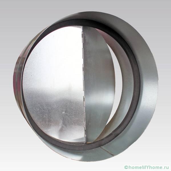 Металлический обратный клапан