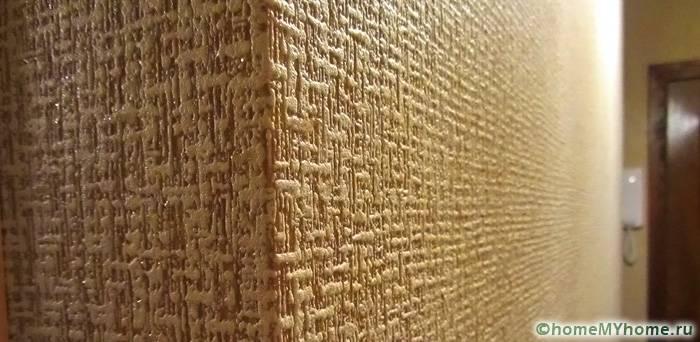 Фактура виниловых полотен позволяет создавать великолепные интерьеры в любом стиле