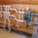 Схемы отопления в частном доме из полипропилена