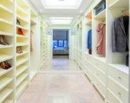 Гардеробные комнаты: дизайн-проекты, фото