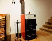 Котлы на твердом топливе для отопления частного дома