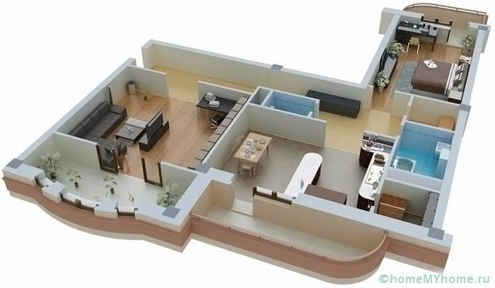 Изображение - Что является перепланировкой квартиры что можно, что нельзя 11-8
