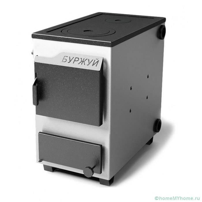 Пиролизные устройства отличает сравнительно редкая закладка топлива